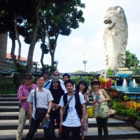 Singapore employee trip
