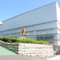雑司ヶ谷体育館